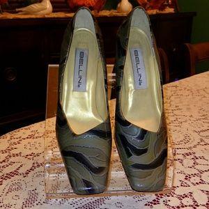 Bellini leather heels
